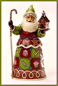 Sweetest Santa Sweets Santa Figurine **SOLD OUT**