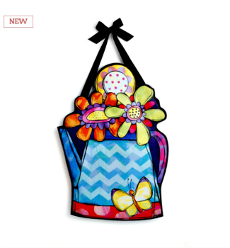 Watering Can Banner **NEW ITEM - NOW AVAILABLE**
