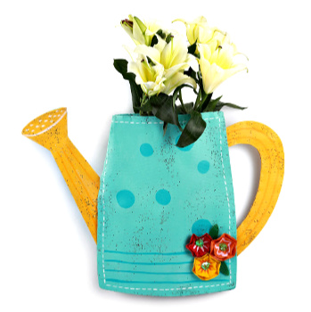 Watering Can with Pocket Door Hanger **NEW - NOW AVAILABLE**