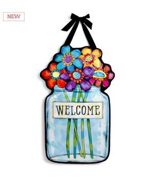 Welcome Banner **NEW ITEM**